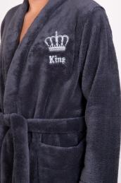 Халат мужской King