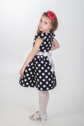 Платье Глория Размер 26-36 (жаккард)