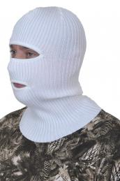 "Шапка-маска ""Белая"""