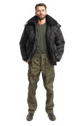 Куртка Метель 2 черная