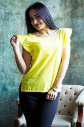 Блузка Ф 031 (желтая)