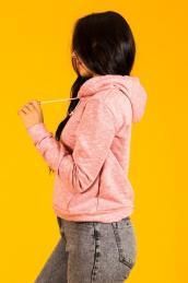 Худи Ф 074 (розовое)