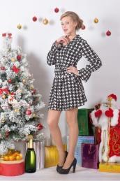Платье-туника П 481