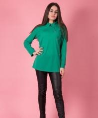 Блузка Ф 137 (зеленый)