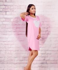 Сорочка Д 12 (розовый)