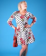 Платье 01015