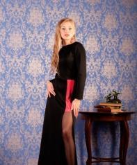 Платье 01011
