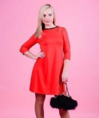 Платье П 540 (красный)