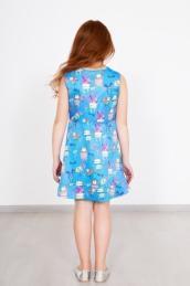 Платье Мишки-Зайки