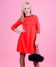 Платье П 540/1 (красный)