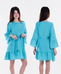Платье П 666 (ментоловый)