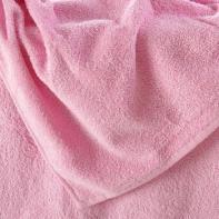 """Простыня махровая """"Светло-розовая"""""""