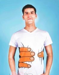 Футболка унисекс ФМ 1 (рука)